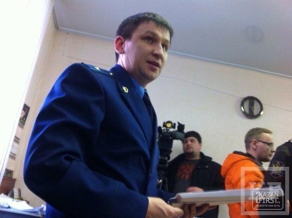 Предложенный залог в 1 млн рублей не помог гендиректору «АС Менеджмент» Роберту Хайруллину избежать ареста по делу о пожаре в ТЦ «Адмирал»