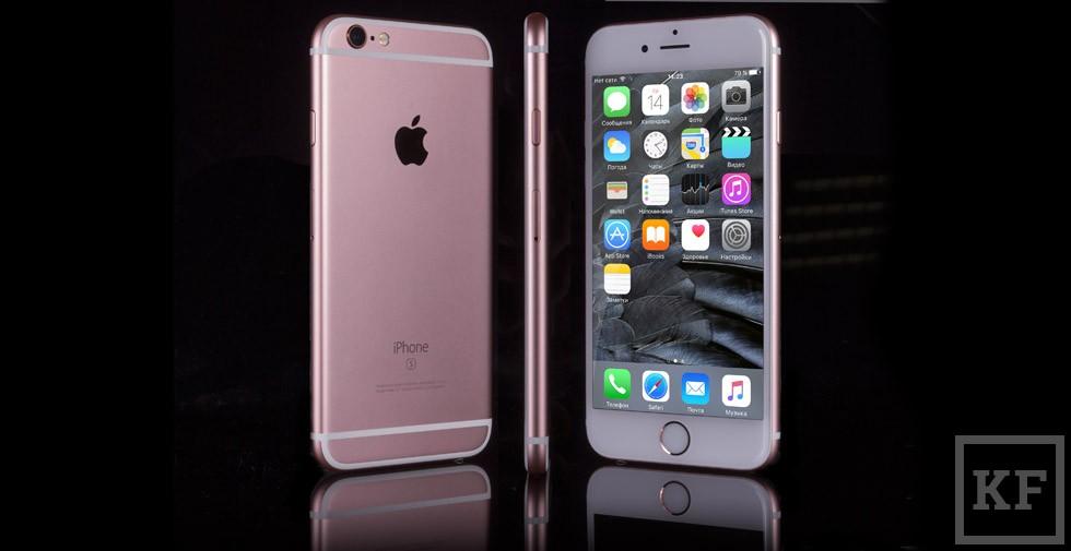 Что такое смартфон Apple iPhone 6s
