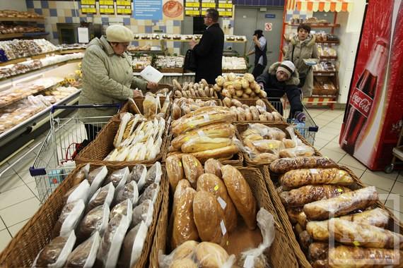 Кризис полным ходом: траты на еду выросли, но есть стали меньше