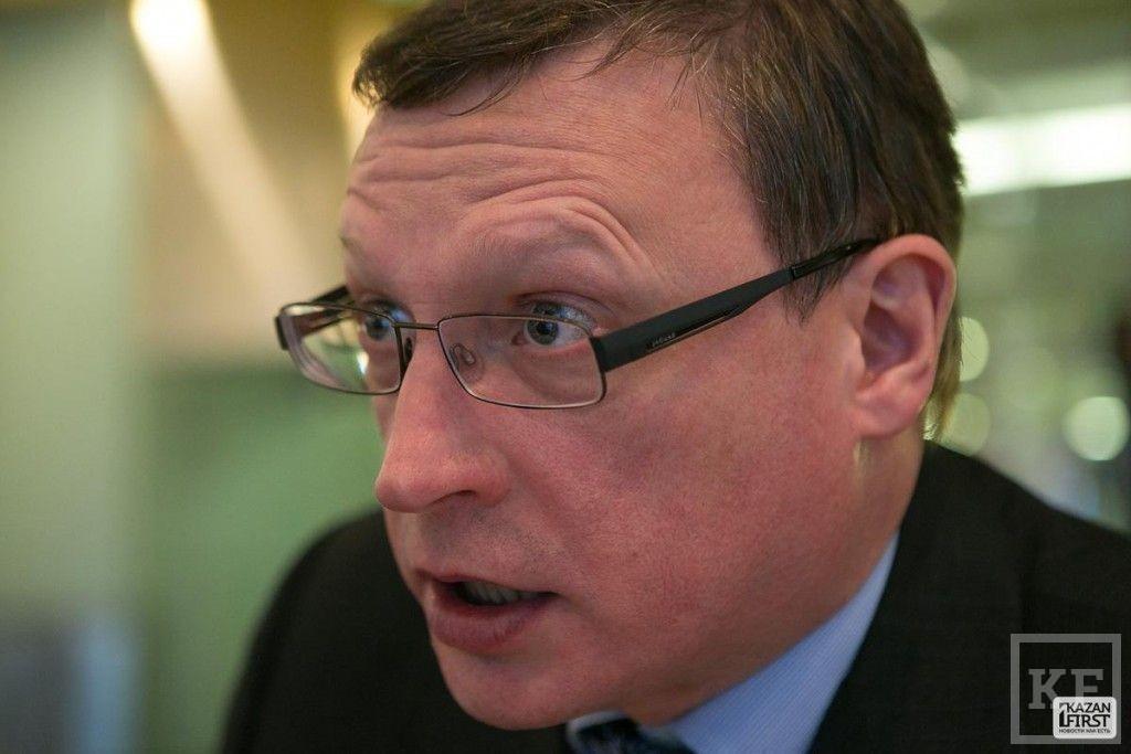 Александр Бурков: «Наша задача — получить фракцию в Госсовете республики Татарстан»