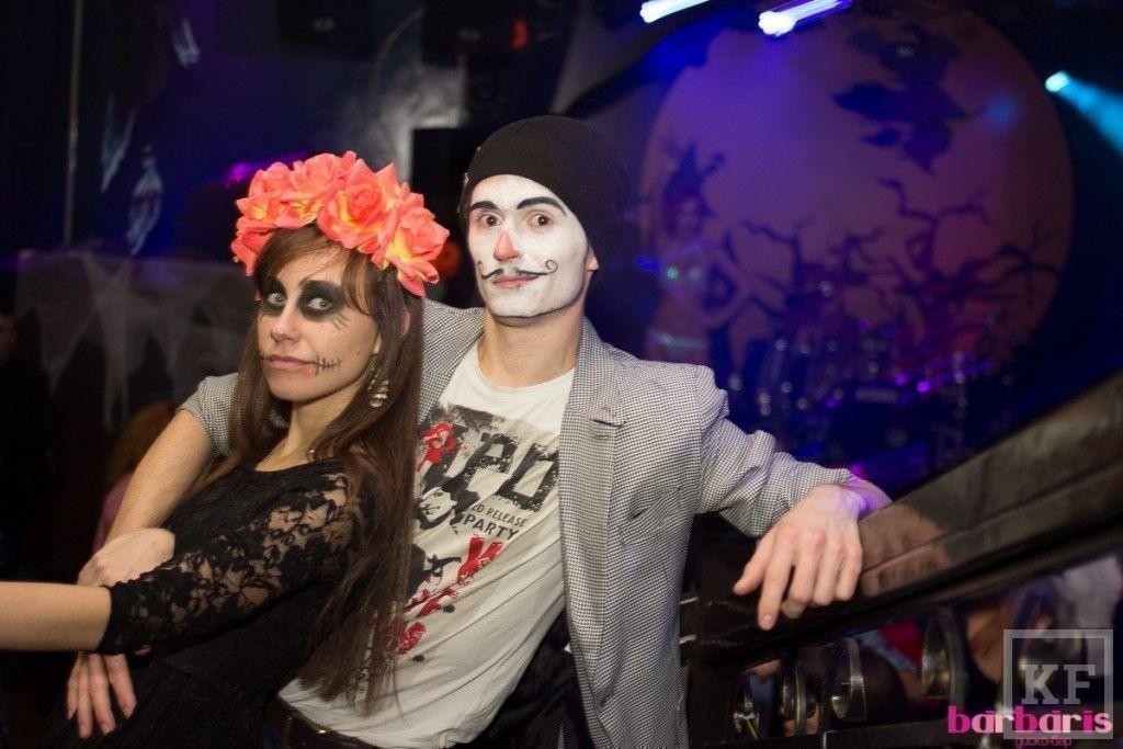В РК «Барбарис» в Набережных Челнах пройдет Halloween!