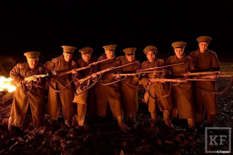 Фильм «Батальонъ»: как бабы Русь спасали