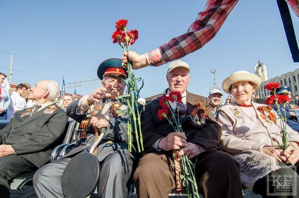 В Казань прибыл «Поезд Победы»