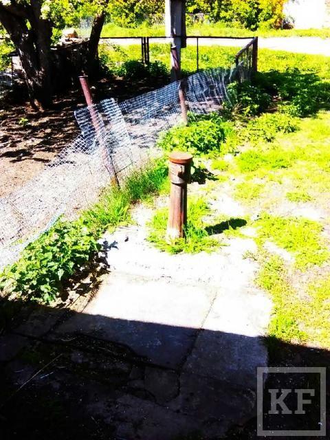 Житель поселка Луч под Чистополем пожаловался на демонтаж водоколонки – «Народный контроль»