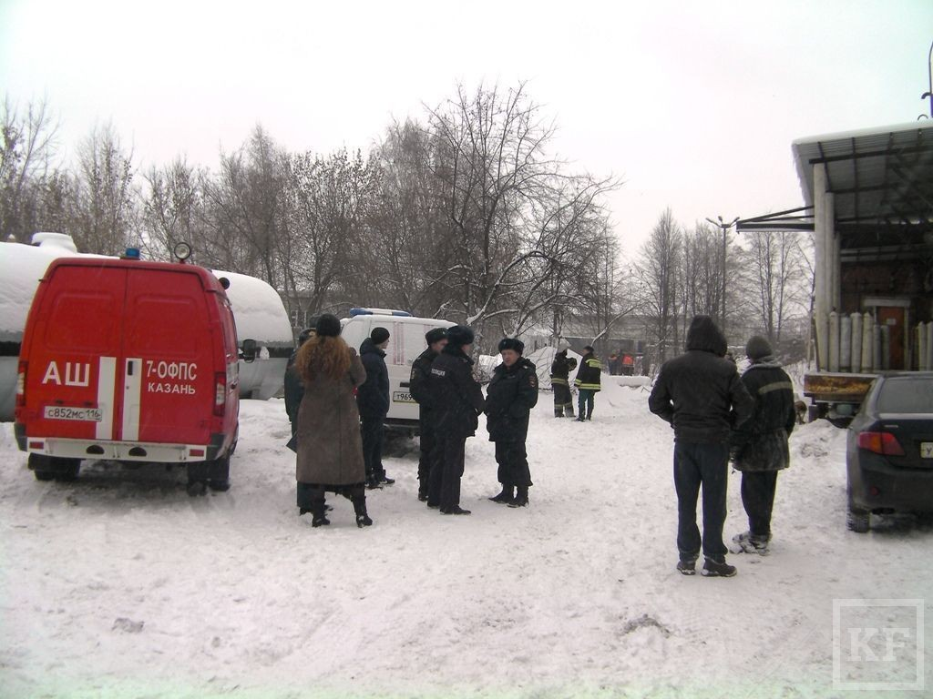 МЧС Татарстана опубликовало фотографии обрушившегося от взрыва здания в Казани