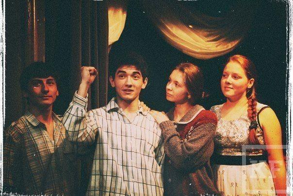 Международный фестиваль молодежных театров «Действующие лица-2014» пройдет в Набережных Челнах