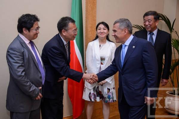 Уйгуры хотят связать КНР и Татарстан железнодорожным сообщением