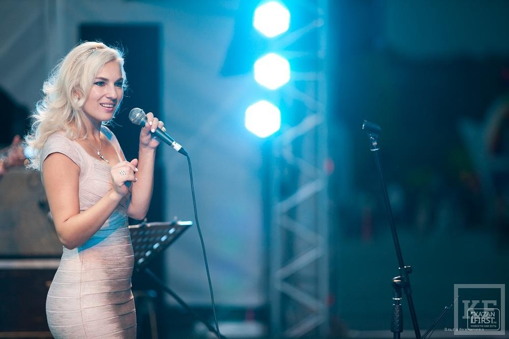 В парке FINA в Казани прошел фестиваль «Jazz в усадьбе Сандецкого»