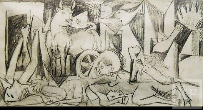 В Казани пройдет выставка Пабло Пикассо