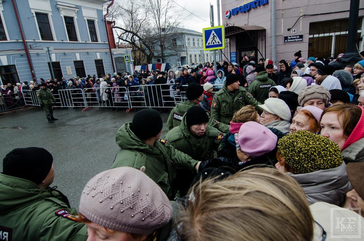 В Казани прошел крестный ход