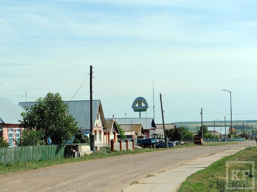 Самый благоустроенный населённый пункт выбрали в Нижнекамском районе