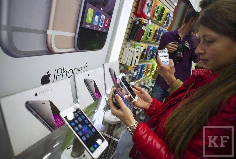 С 1 декабря Apple может повысить цены на свои устройства в России