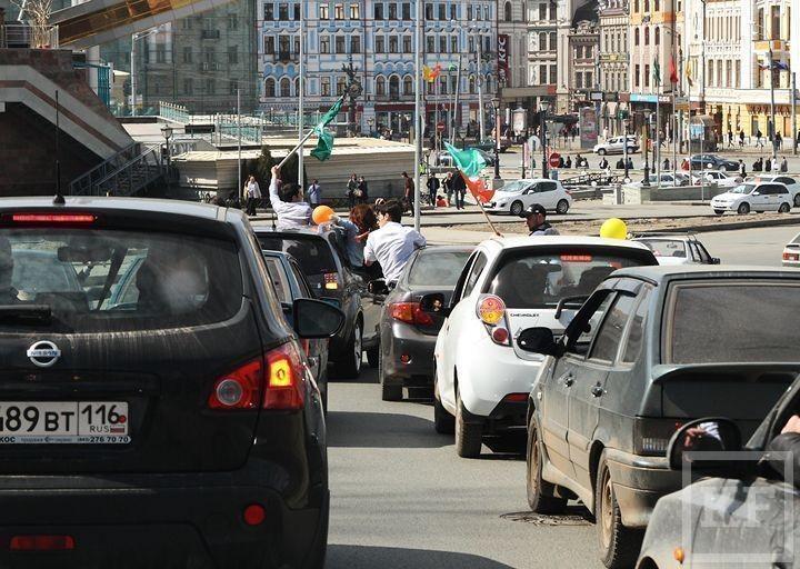 Вчера стоматологи заблокировали движение по улице Бутлерова