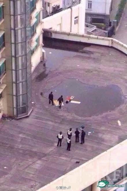 Китаянка опубликовала своё самоубийство в Instagram