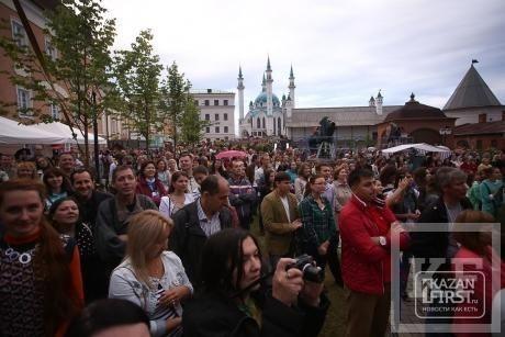 Как в Казани прошёл VI Международный Фестиваль  Kremlin LIVE