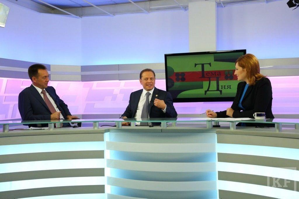 Азат Бикмурзин: «Нет ничего удивительного в том, что аппаратчик может стать генеральным директором»