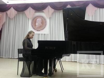 Пианистка из Набережных Челнов стала лауреатом всероссийского конкурса
