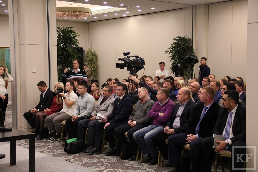 Министр экономики Татарстана пообещал больше денег на поддержку малого бизнеса. Программа «Лизинг-грант» может быть увеличена до 5 млрд рублей