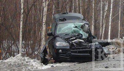 Сын мэра Хабаровска попал в аварию