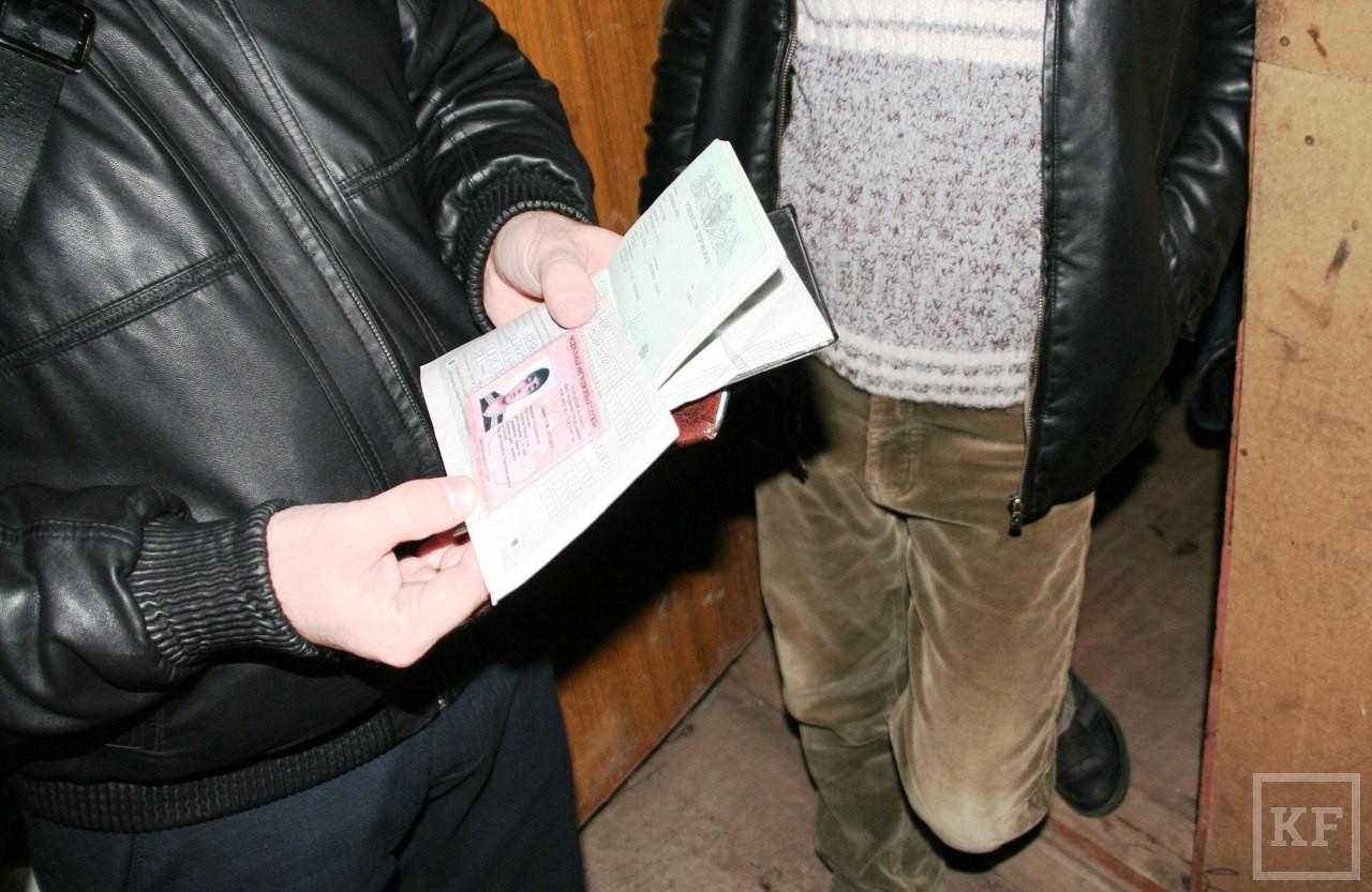 Операция «Нелегальный мигрант»: в Татарстане проверят законность нахождения тысяч иностранцев