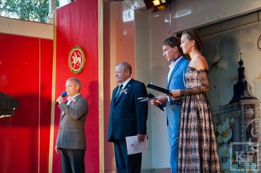В Чистополе отпраздновали День республики