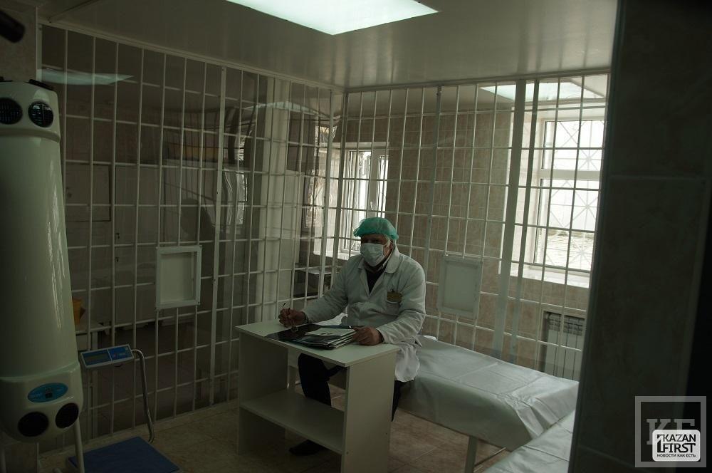 По нашей вине смертей в больнице не было! Заключенных привозят в запущенном состоянии