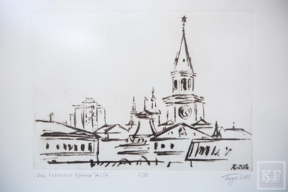 Как Андрей Бодров добавил Казанскому Кремлю питерской меланхолии