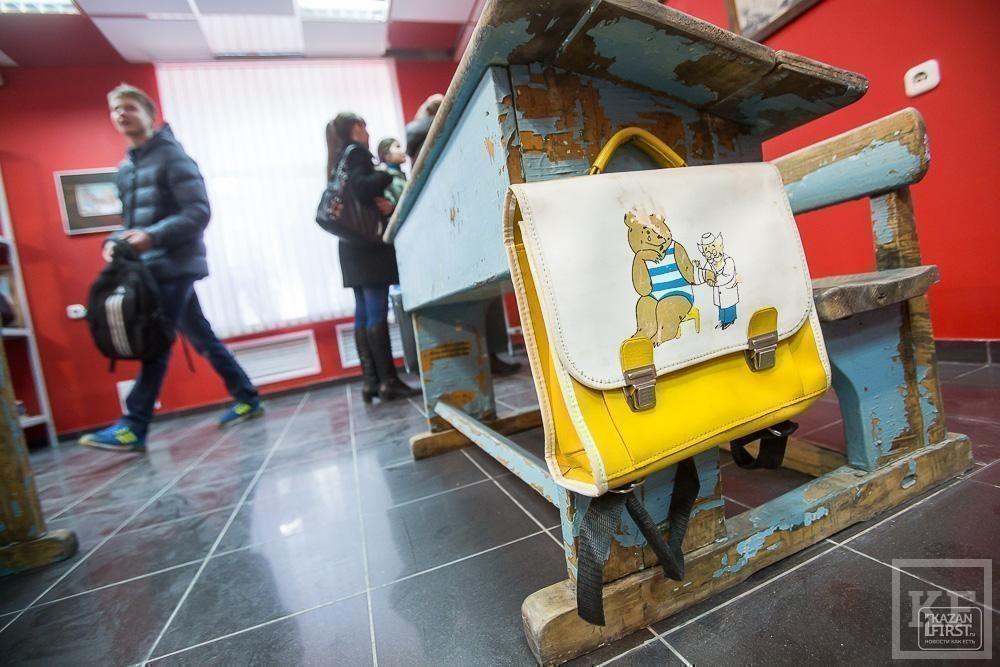 Открытие «Музея счастливого детства» в Казани