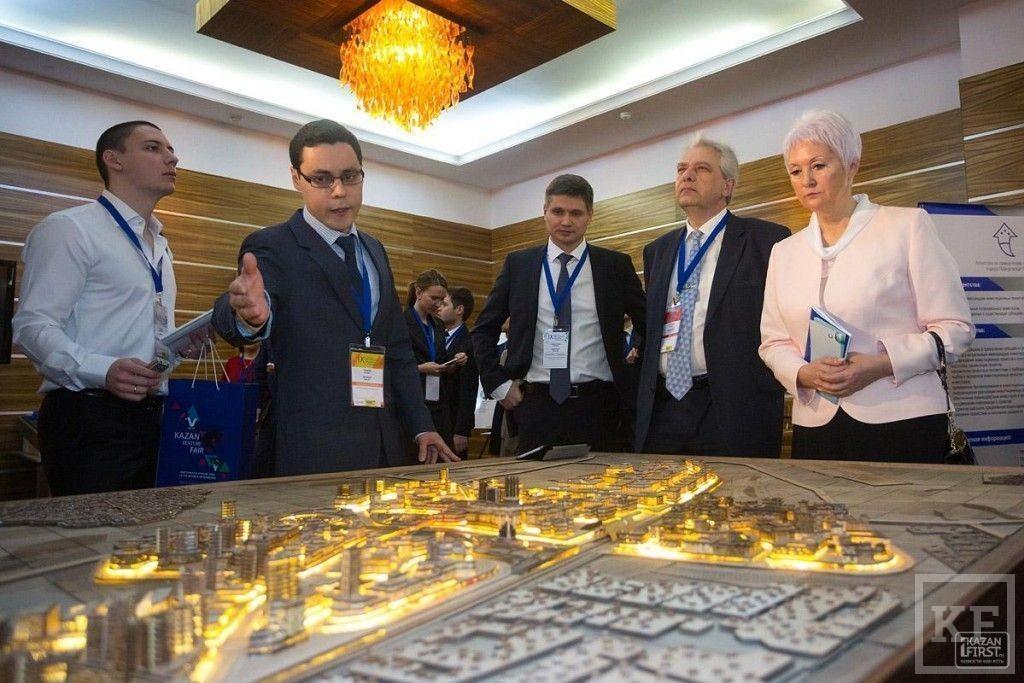 В Казани открылась IX венчурная ярмарка