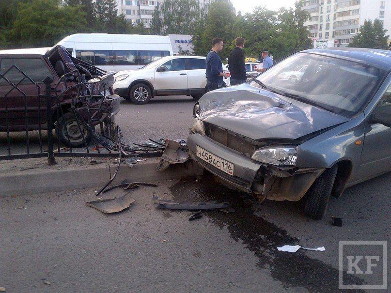 МВД: уволен начальник угрозыска УМВД Челнов, ставший виновником крупного ДТП