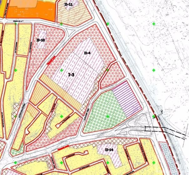 В посёлке Аметьево построят детские сады, школу, дорогу и многоквартирные дома, но придется снести улицу с дачами