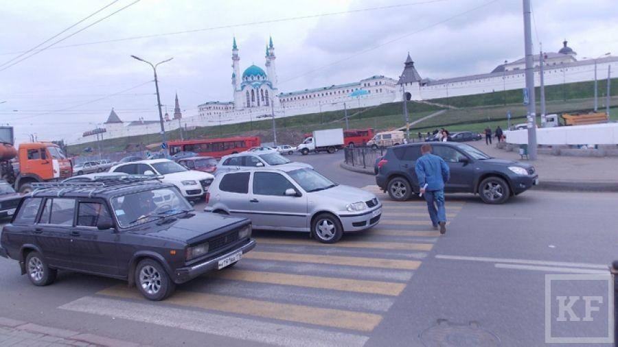 250 «умных» переходов для Казани: власти хотят оборудовать дороги новой системой безопасности