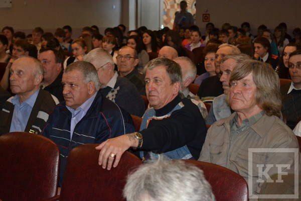 Акция памяти о чернобыльской катастрофе прошла в Чистополе