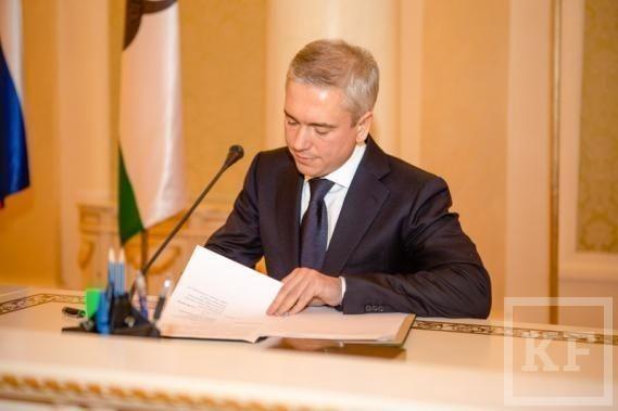 Мэр Казани Ильсур Метшин заработал в прошлом году 4,6 млн рублей, его супруга — в 20 раз больше