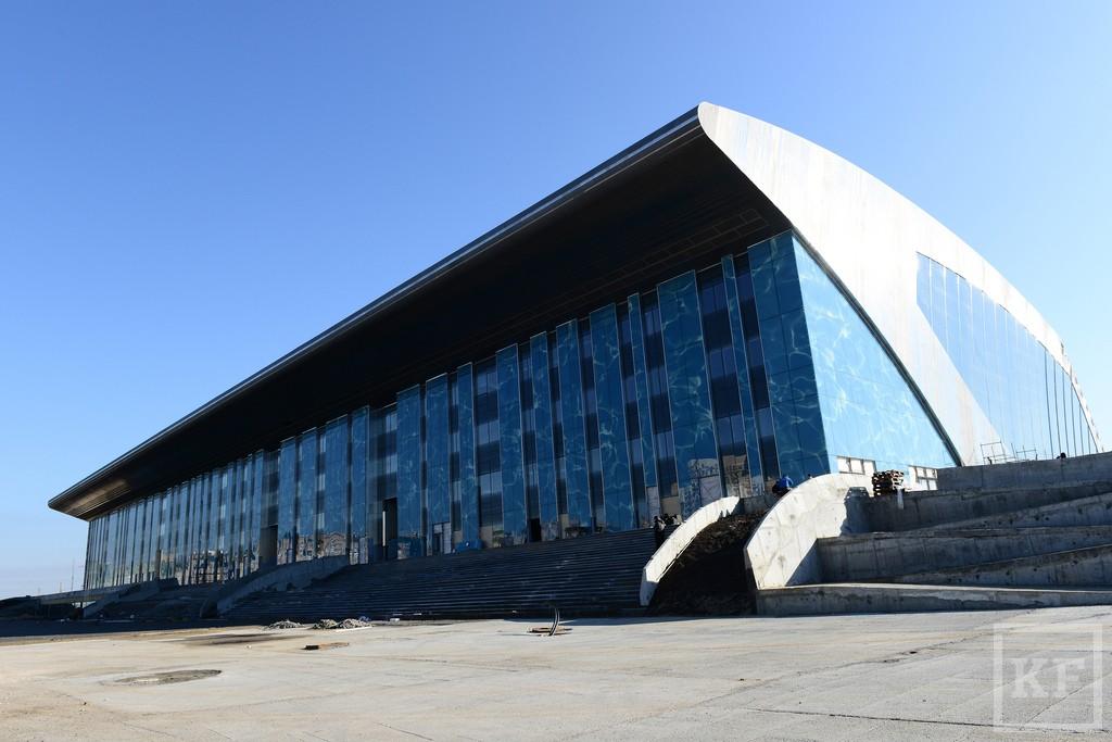 Перед ЧМ по водным видам спорта прокуратура проверит предприятия, сбрасывающие загрязненные воды в Казанку