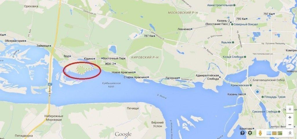 Волжская природоохранная  прокуратура заинтересовалась судьбой Куземетьевского леса