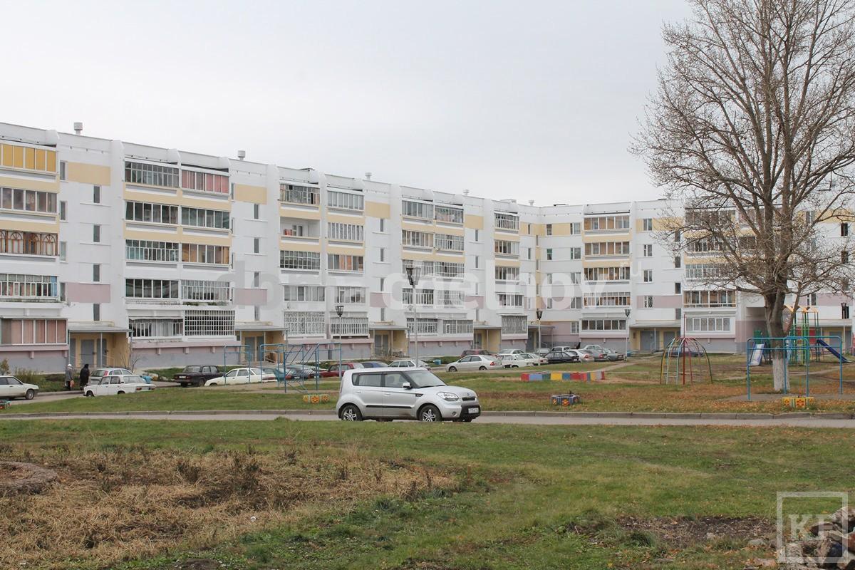 Комсомольский район Челнов: плохие дороги, неосвещённые перекрёстки и точечное строительство