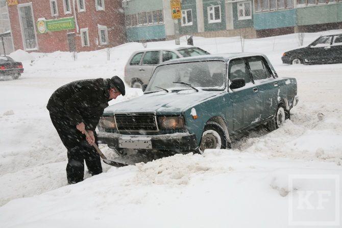 Татарстан в ледяном плену: прогнозы синоптиков неутешительны