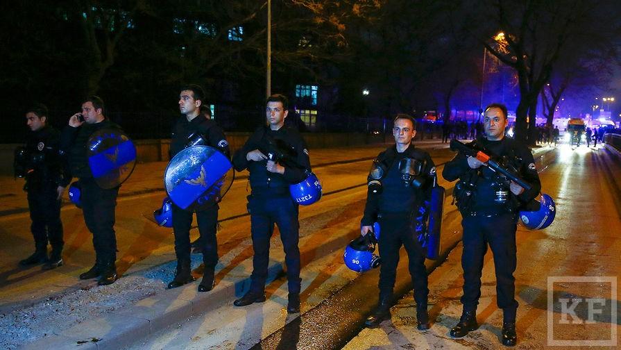 В центре турецкой столицы произошел теракт, погибли 18 человек