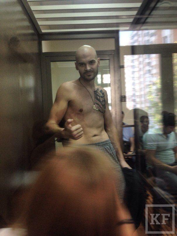 В интернете появились фото Максима Марцинкевича, похудевшего на 40 кг в результате голодовки