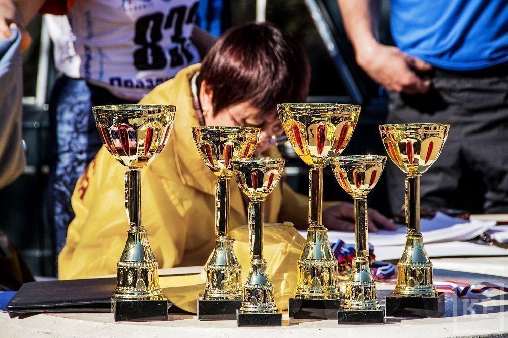 В Казани прошел легкоатлетический забег «Справедливой России»