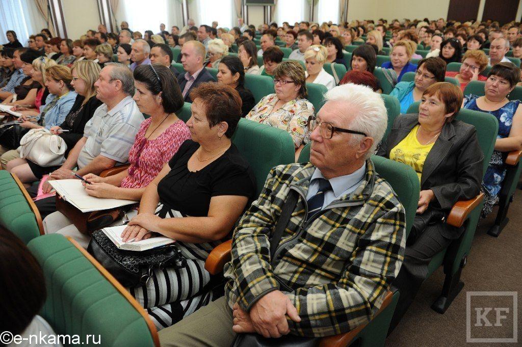 В Нижнекамске прошли обучение члены избирательных комиссий