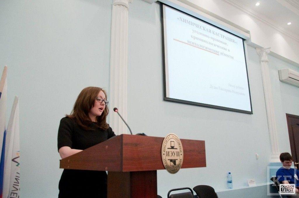 Екатерина Дудко: «Никто не учитывает, что химическая кастрация не решает проблему педофилии»