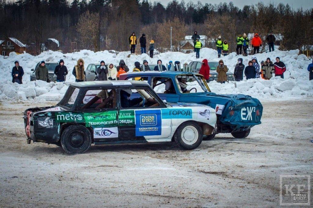 Открытый чемпионат Татарстана по автобоям