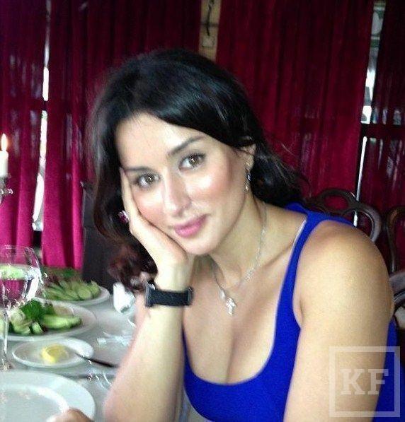 Тина Канделаки посетила казанский IT-лицей [фото]