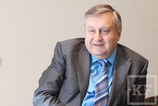 Минниханов предложил уйти в отставку главному тренеру и президенту «Рубина»