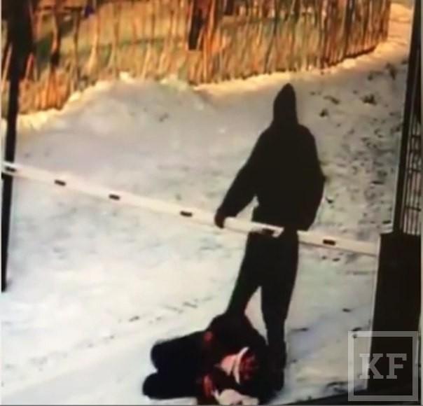 Задержанный пенсионер объяснил избиение 12-летней жительницы Нижнекамска плохим настроением