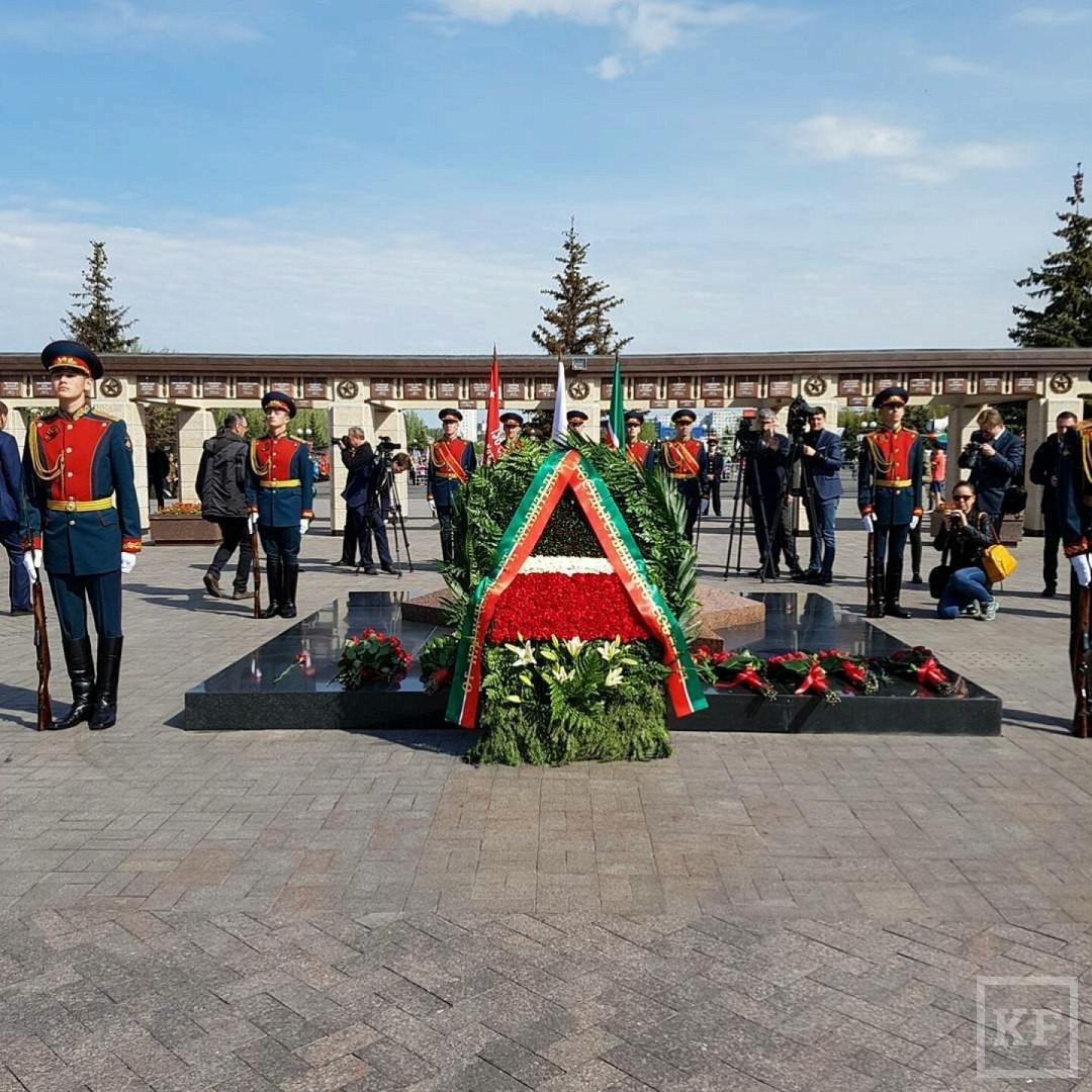 Минниханов «Вконтакте»: День Победы в Казани