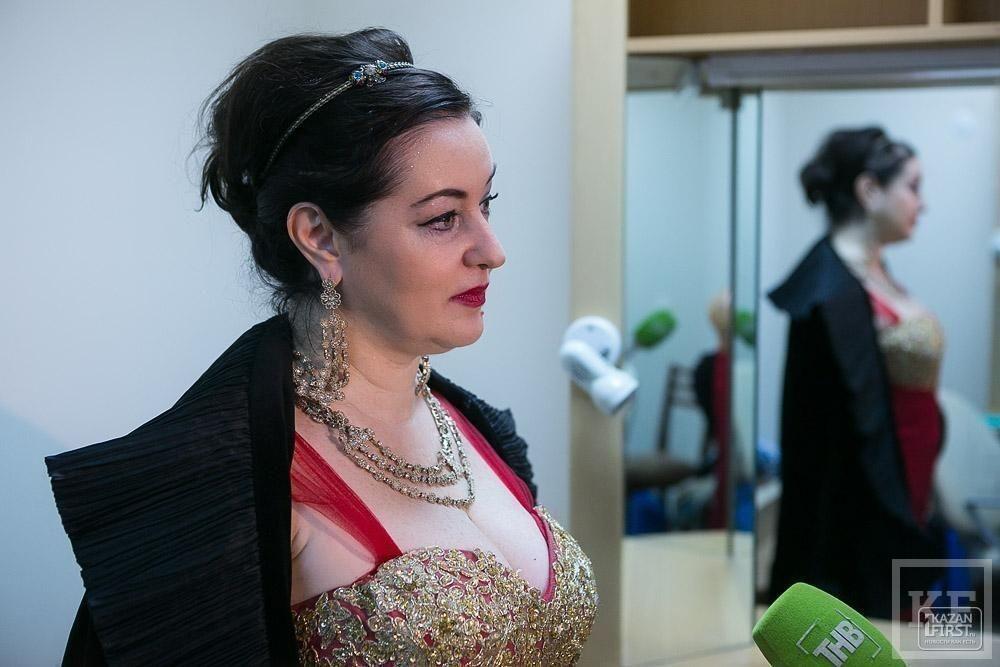 Тамара Гвердцители: «Я всегда очень волнуюсь, когда бываю в Казани»