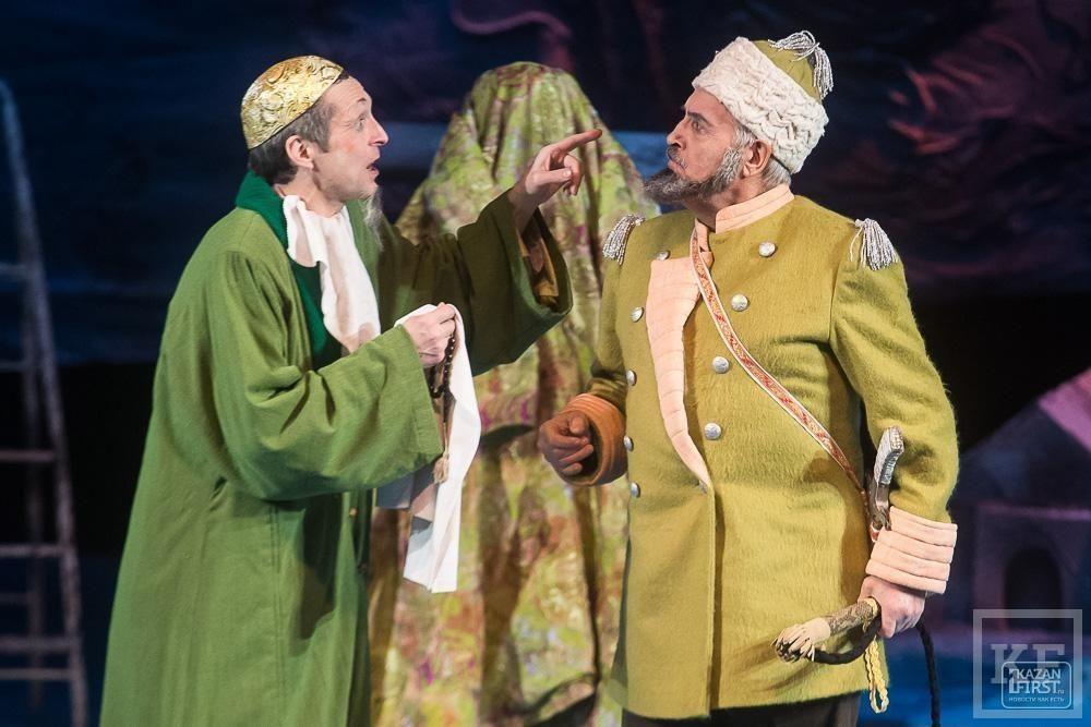 Самый обсуждаемый спектакль Фарида Бикчантаева: как слон растоптал надежду